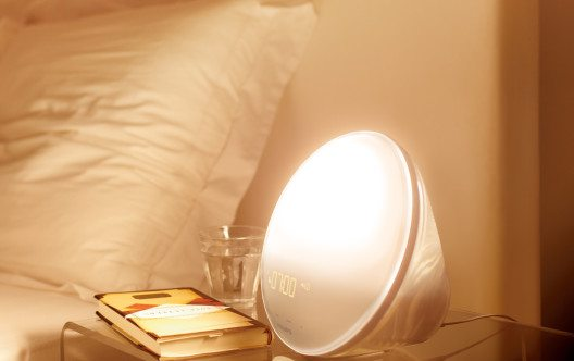 Wake-up Light (Bild: PHILIPS)