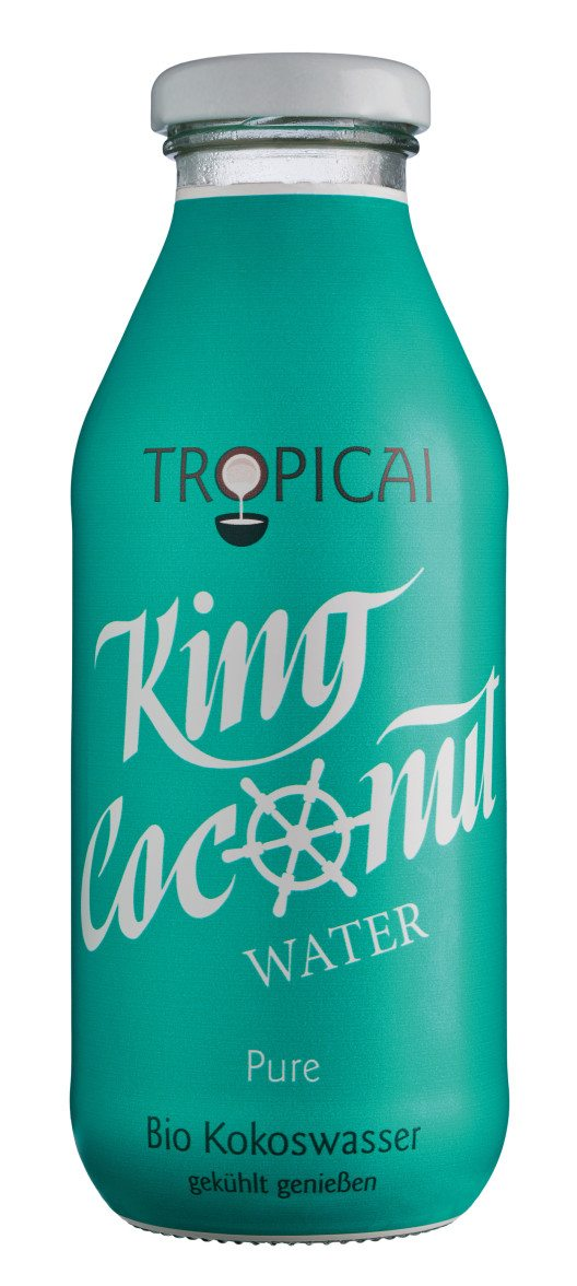"King Coconut Water ""Pure"""